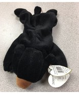 TY Beanie Baby Collection Blackie  Bear 1994 Retired Plush Stuffed Toy N... - $19.79