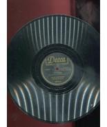 LOUIS ARMSTRONG: I WONDER / JODIE MAN /10-INCH 78 RPM RECORD /**RAREST** - $116.88