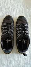 Lands End Hiking Shoes, Black, Size 8 - $14.85