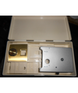 Kenmore Free Arm 158.11789180 Buttonholer Accessory In Case #50365 - $20.00