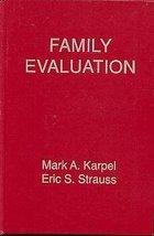 Family Evaluation Karpel, Mark A. image 1