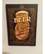 THE COMIC BOOK STORY OF BEER BOOK - FREE SHIPPPING! - $9.50