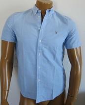 Ralph Lauren Jungen Baumwolle Hemd Shirt Gr. M (10-12 Jahre) Versand aus DE - $44.22