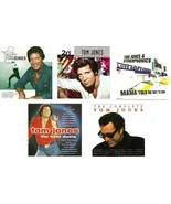 Lot of 5 CDs Tom Jones - No Cases - $2.99