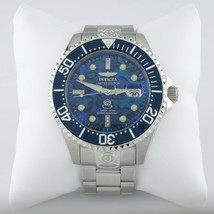 Invicta Pro Diver Men's Automatic 47MM Stainless Steel Case Navy Blue Dial - $143.55