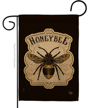 Bee - Impressions Decorative Garden Flag G192302-BO - $19.97