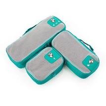 Heys Packung Id Slim 3pc Verpackung Cube Blaugrün 30073-0049-00 - $18.57