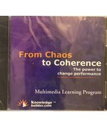 From Chaos to Coherence: The Power to Change Performance [CD-ROM - Brand... - $23.95