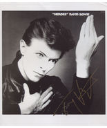 Tony Visconti (David Bowie) SIGNED Photo + COA Lifetime Guarantee - $99.99