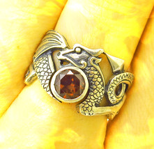 HAUNTED RING DESCENDANT DRAGON OF LIFE MEDIEVAL EXTREME MAGICK 7 SCHOLARS  - $377.77