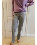 MOSCHINO Women's Grey Elegant Grey dress pants Size US 4 - $79.19