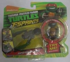 Turtles - T-Sprints. Rapid-Assault Raph . - $6.57