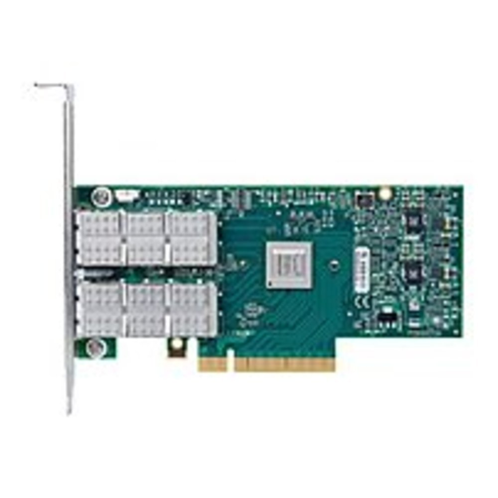 Primary image for Mellanox ConnectX-3 MCX354A-FCBT 2-Ports Network Adapter - PCI Express 3.0 x8 -