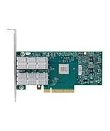 Mellanox ConnectX-3 MCX354A-FCBT 2-Ports Network Adapter - PCI Express 3... - $140.12