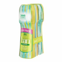 Ban Roll-On Antiperspirant Deodorant, Unscented, 3.5oz (Pack of 2) - $14.84