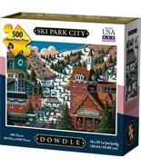 Dowdle Jigsaw Puzzle - Ski Park City - 500 Piece - $22.90