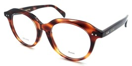 Celine Rx Eyeglasses Frames CL 41461/F 086 47-19-145 Dark Havana Italy A... - $146.12