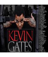 Kevin Gates 2CD Mixtape 50 songs ft. Da Baby, Plies, Youngboy Never Broke Again  - $5.99