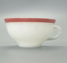 Pyrex coral  tea cup no saucer vintage - $7.91