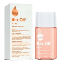 Bio Oil 60 ml for Skin SCARS STRETCH MARKS UNEVEN SKIN TONE Specialist S... - $9.89