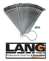 LANG Tools USA 3072 Cummins Diesel Truck Valve Adjust Feeler Gauge Set 2... - $39.00