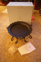 PartyLite Chateau 3 Wick Holder Party Lite NIB - $39.99