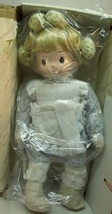 """Precious Moments DOLL """"TELL ME THE STORY OF JESUS"""" 14"""" Plush DOLL NEW BO... - $24.74"""