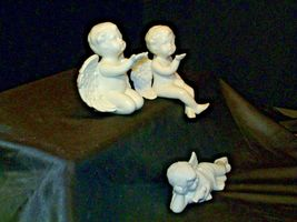 Striking Ceramic Angels AA-191981 Collectible image 9