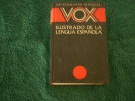 Diccionario Manual Ilustrado De LA Lengua Espanola/Handy Illustrated Dic... - $8.91
