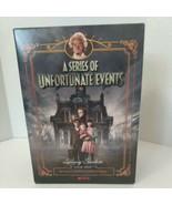 A Series of Unfortunate Events Books #1-4 Netflix Box Set by Lemony Snic... - $28.71