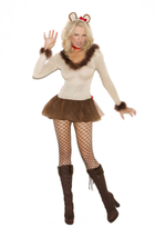 Wizard of Oz Lion Lioness Costume - Women's - $22.99