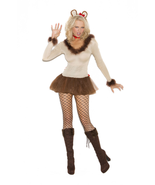 Wizard of Oz Lion Lioness Costume - Women's - $22.99