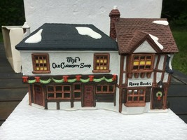 Dept Dickens Village, The Old Curiosity Shop Christmas Retired Collectib... - $44.55