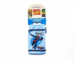 Marvel Comics Spiderman Phone Sock blue Pouch Case