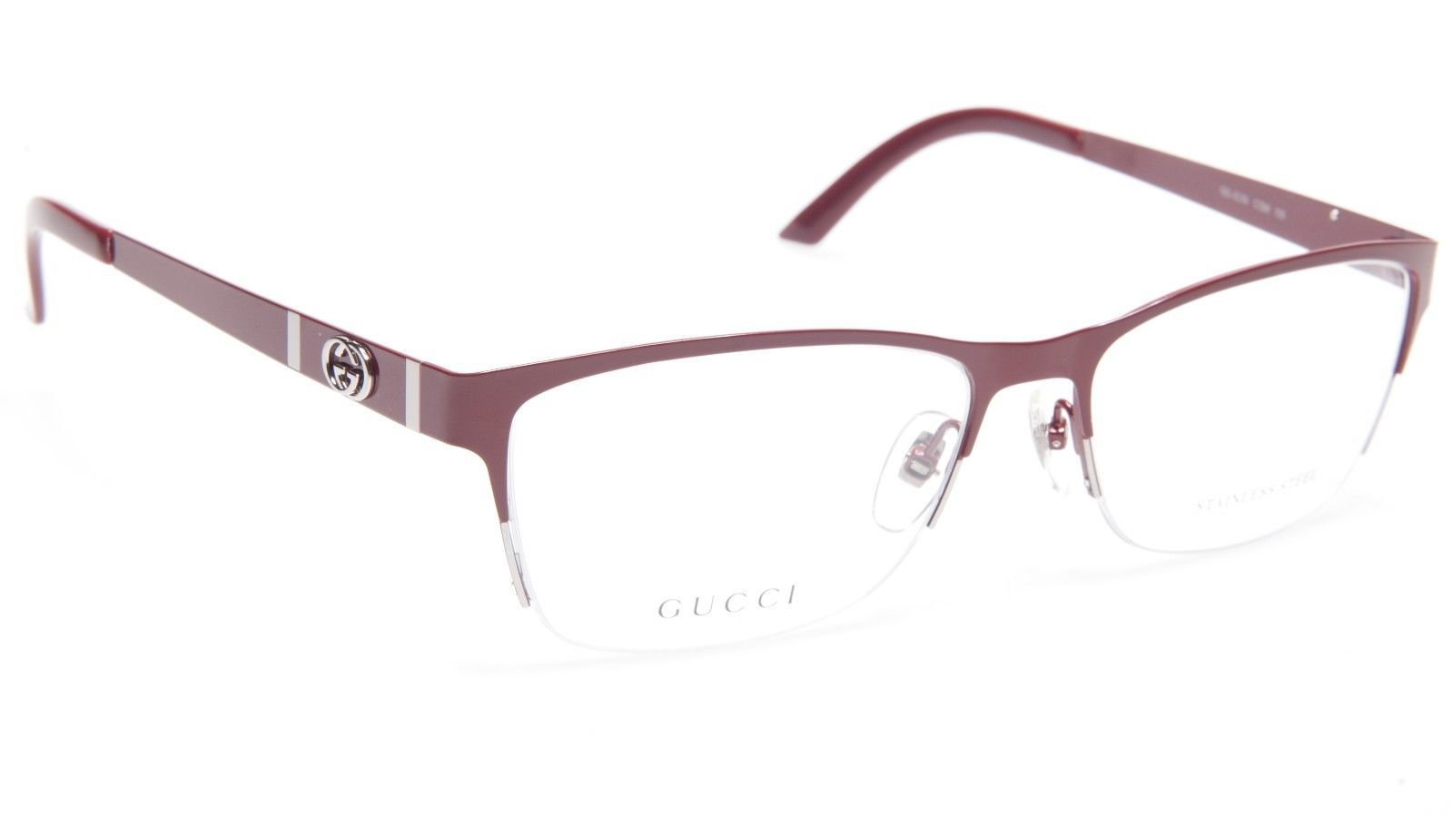 new concept 972ff bd479 New Gucci Gg 4236 Cqm Red Eyeglasses Glasses and 26 similar ...