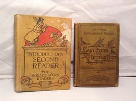Vintage Set of Educational Books