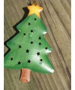 Christmas Ornament Metal  OR-301 Christmas Tree - $1.95