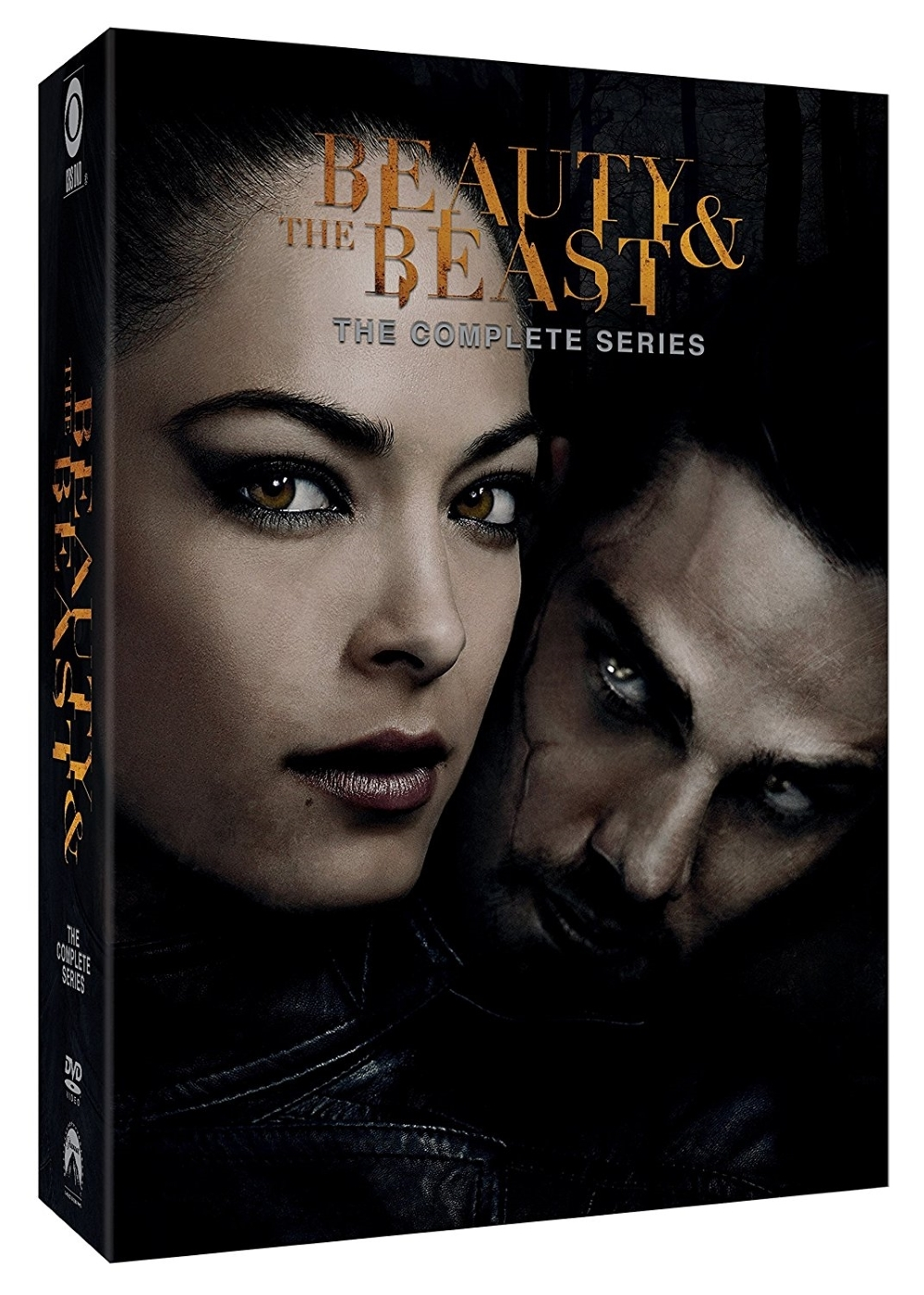 Beauty and the beast complete series season 1 4  2017 20 disc box  1 2 3 4