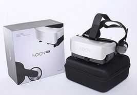 FXGear NOON VR PRO 3D Smart Glasses VR Headset built-in Stereo Headphone image 6