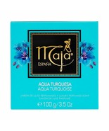 MAJA ESPAñA NEW AQUA TURQUOISE LUXURY PERFUMED SOAP~Get 3 BOXES - 3.5oz ... - $19.79