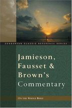 Jamieson, Fausset, and Brown's Commentary On the Whole Bible Jamieson, R. - $28.55