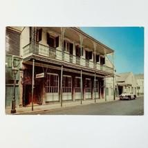 Vintage New Orleans Historical Building Arnaud's Restaurant Postcard  - $12.38