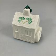 Belleek Ballylist Mill Porcelain Bell Ornament 11th Edition Ireland - $33.81
