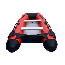 BRIS 10ft Inflatable Boat Inflatable Dinghy Yacht Tender Fishing Pontoon Boats image 2