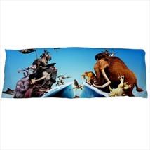 dakimakura body hugging pillow case ice age nerd cover daki - $36.00
