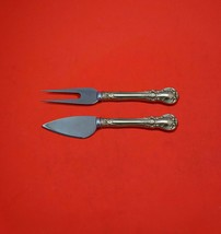Old Master by Towle Sterling Silver Hard Cheese Serving Set 2-Piece Custom  - $109.00