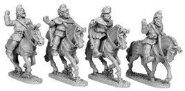 Xyston 15mm: Kappadokian Light Cavalry (4)