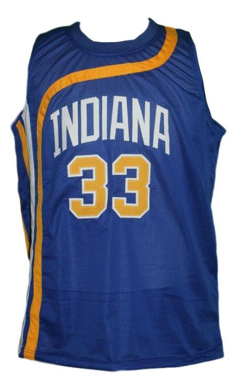 Larry cannon  33 indiana basketball jersey blue   1