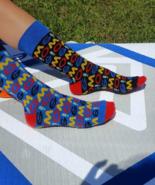 4LCK Oh My Got OMG colourful socks - $8.40