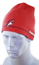 REEBOK NHL REVERSIBLE WAFFLE KNIT HOCKEY HAT/BEANIE/TOQUE CAP HAT - €14,12 EUR